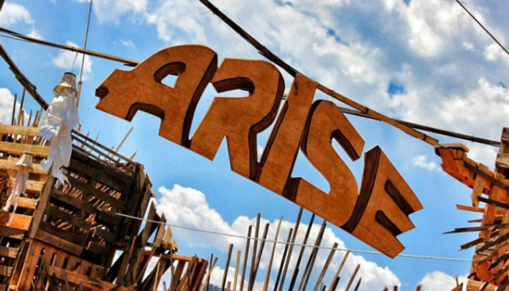 ARISE Festival Announces Initial Lineup