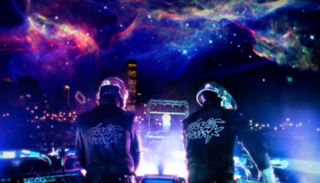 Daft Punk Set To Release