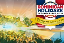 Dominican Holidaze 2014 Lineup