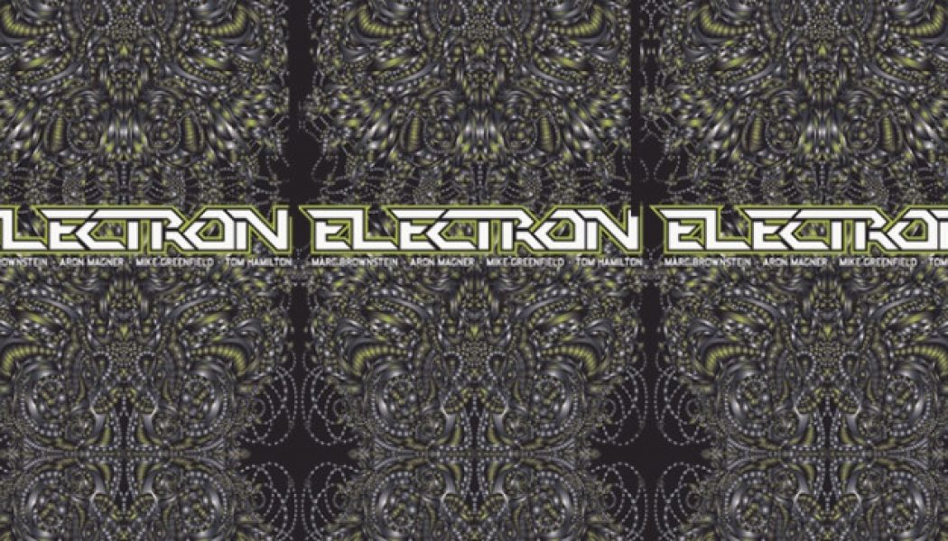 Electron Announces 8 Shows