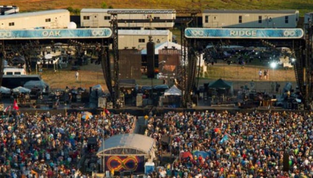 Lockn Festival Confirms First Headliner