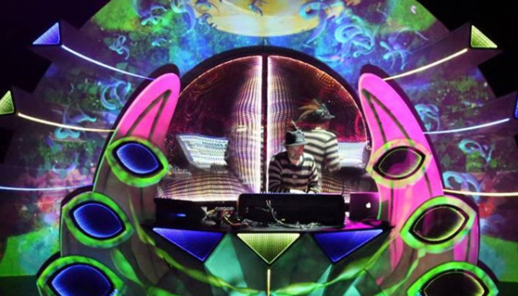 Shpongle Sonic Bloom video lineup tickets