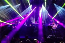 STS9 Plays First Gig