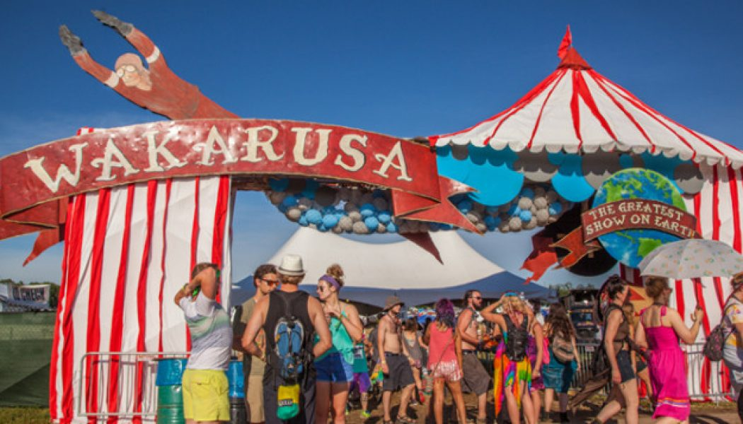 Wakarusa Must See Fan Videorecap 2014 Review
