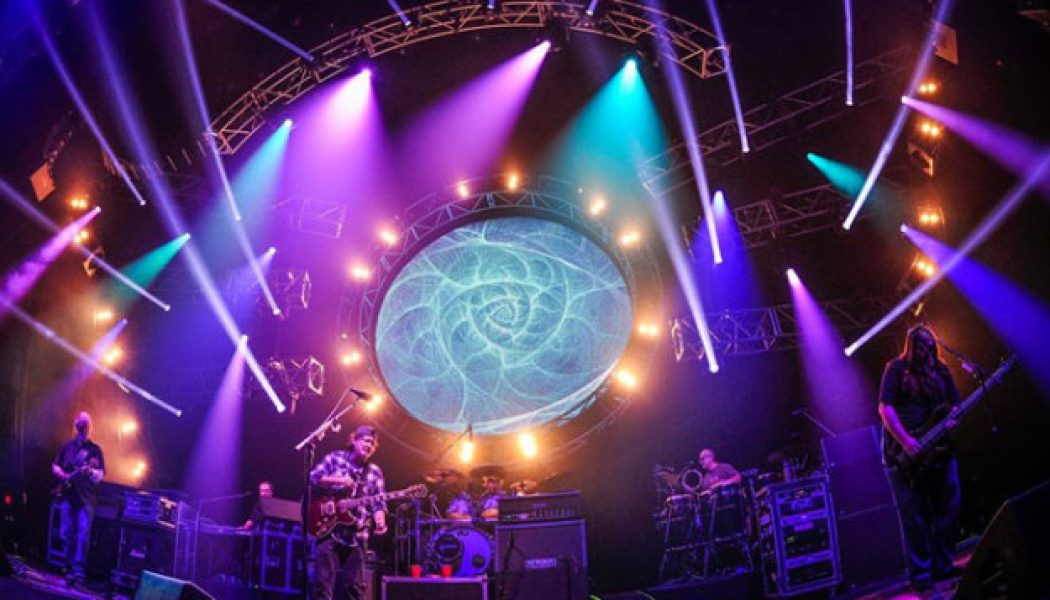 Widespread Panic Fall Tour