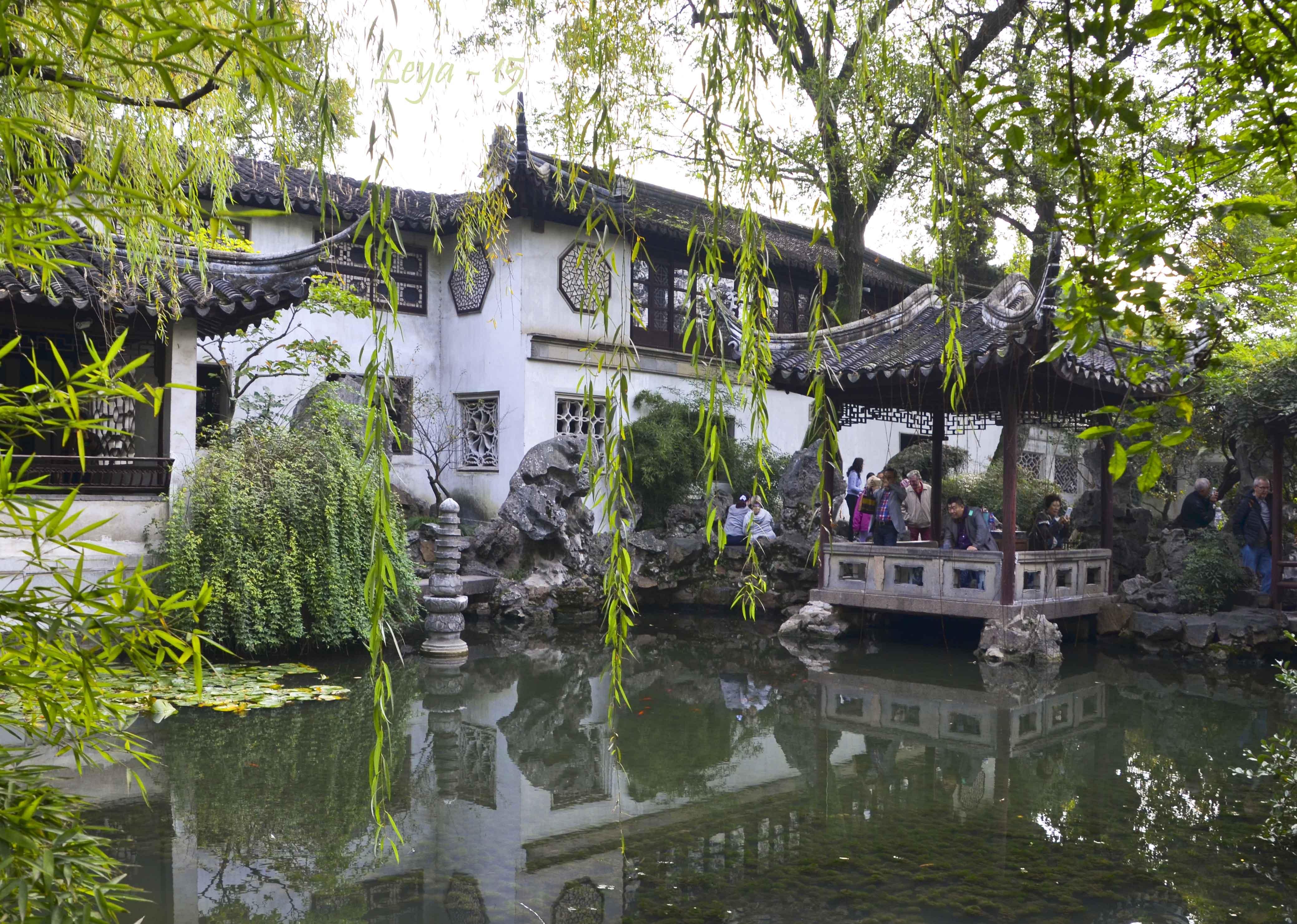 Lingering Garden, Suzhou, China