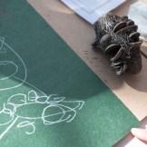 Drawing pod