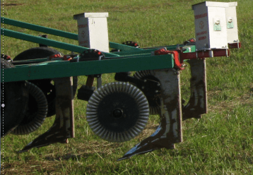 Keyline Plow, Tennessee, 2009