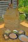 Cob Oven for baking