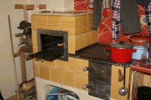 the stove that brought so many good eats alive