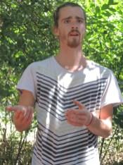 Henrik talking fermentation