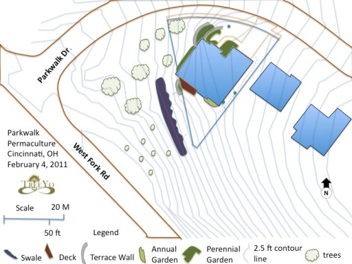 Permaculture Base Map