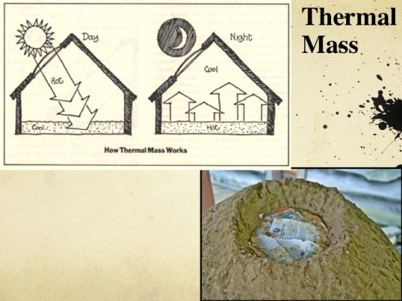 Thermal Mass vs Insulation: Materials Choice - Permaculture