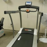 THEF Provides New Treadmill