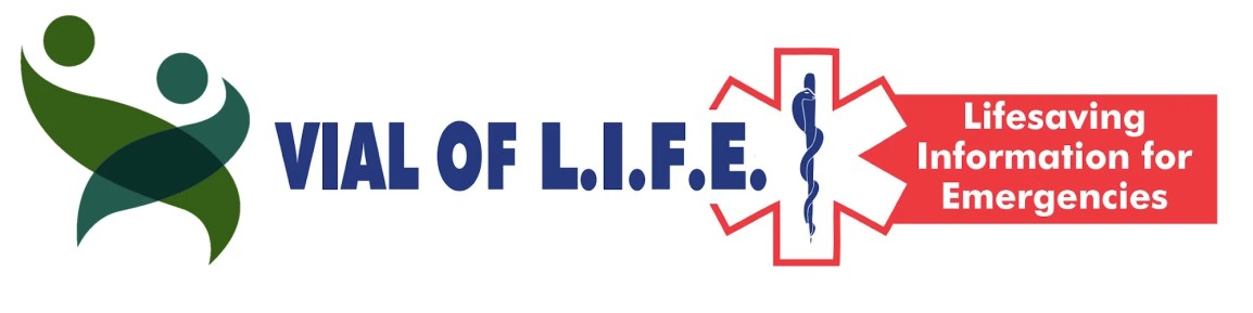 THEF Vial of Life Banner with logo