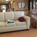 Trego Hospital Endowment Foundation provides new furniture for Long Term Care lounge