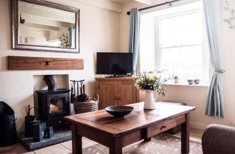 Bethel Cottage Living Room