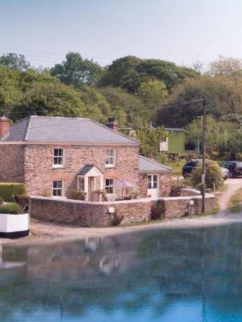 Riverside Cottage Outside 2
