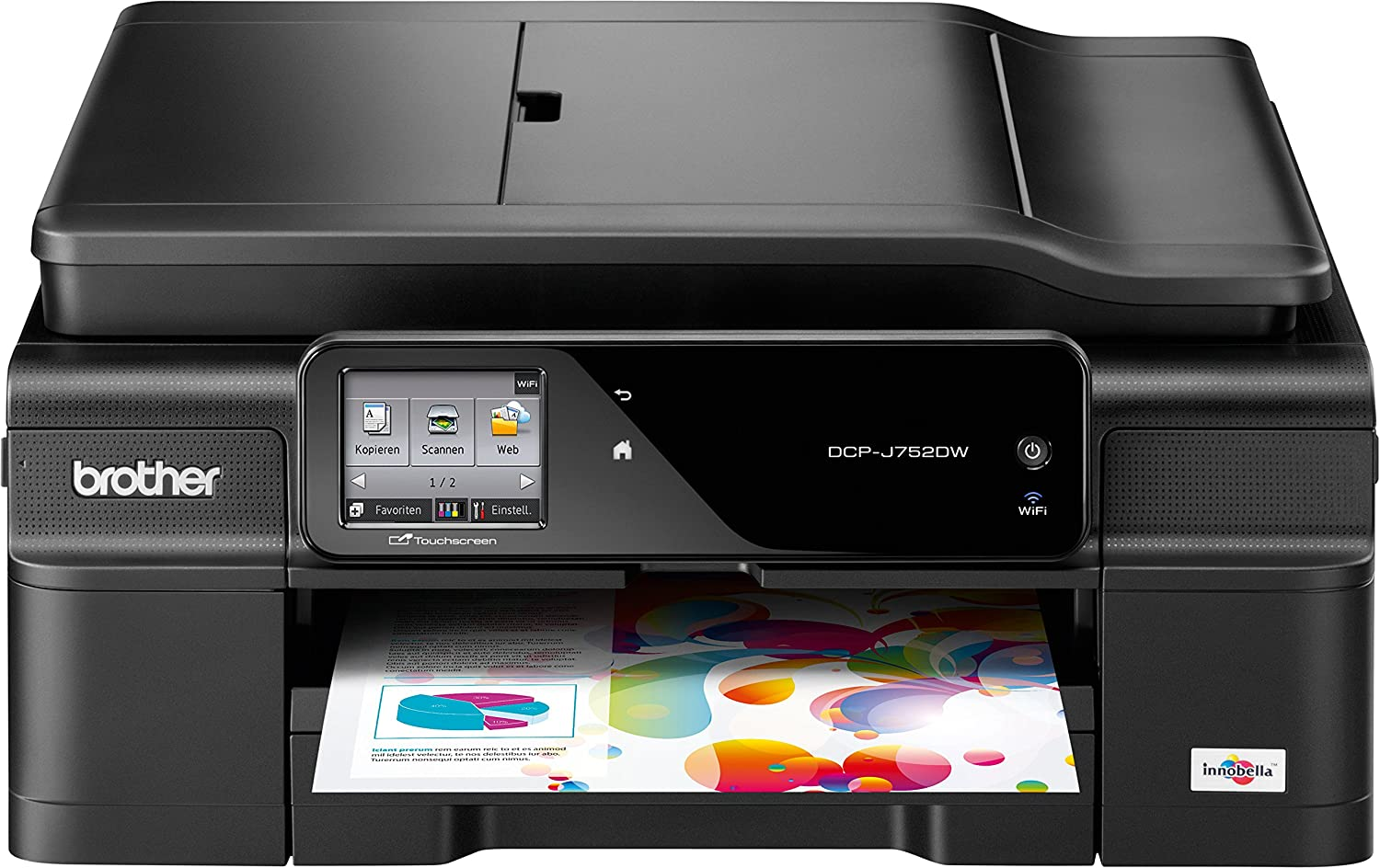 Read more about the article Brother DCP-J752DW Drucker Scanner Treiber Mac Windows