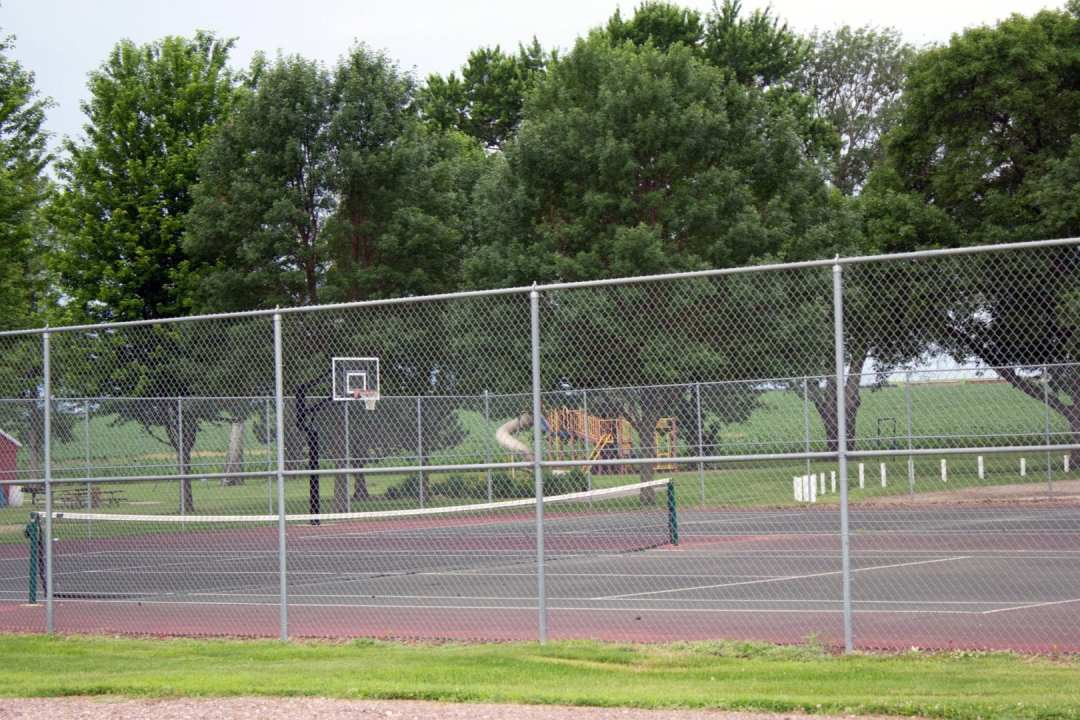 Tennis-and-basketball-courts