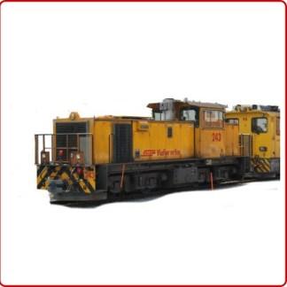 Diessel locomotieven