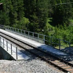 Recht en flexibele rails