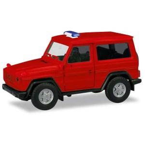 Product afbeelding Mercedes Benz G-klasse rood