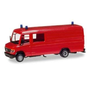 Product afbeelding Mercedes Benz Vario rood