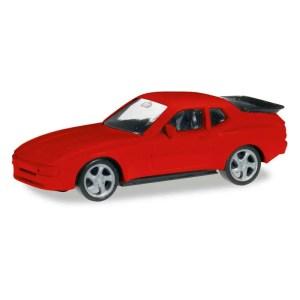 product afbeelding Porsche-944-rood