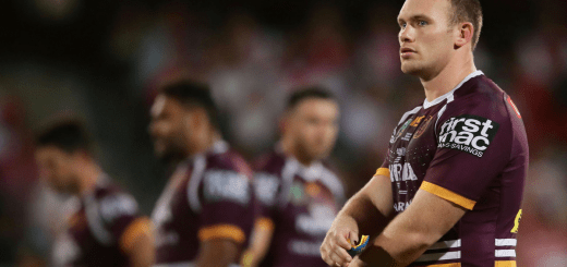 Matthew Lodge Brisbane Broncos