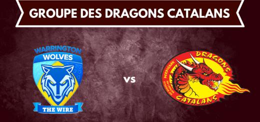 Groupe Dragons Catalans Warrington