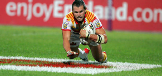 Clint Greenshields Dragons Catalans