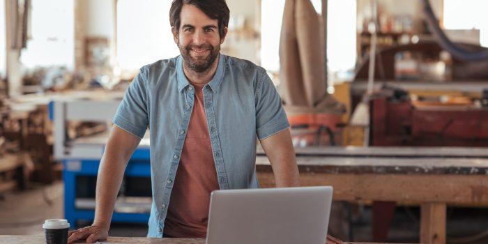 social media for tradesmen