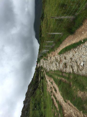 View up Llanberis Path