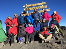 Summit Group Shot