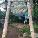 Mweka gate