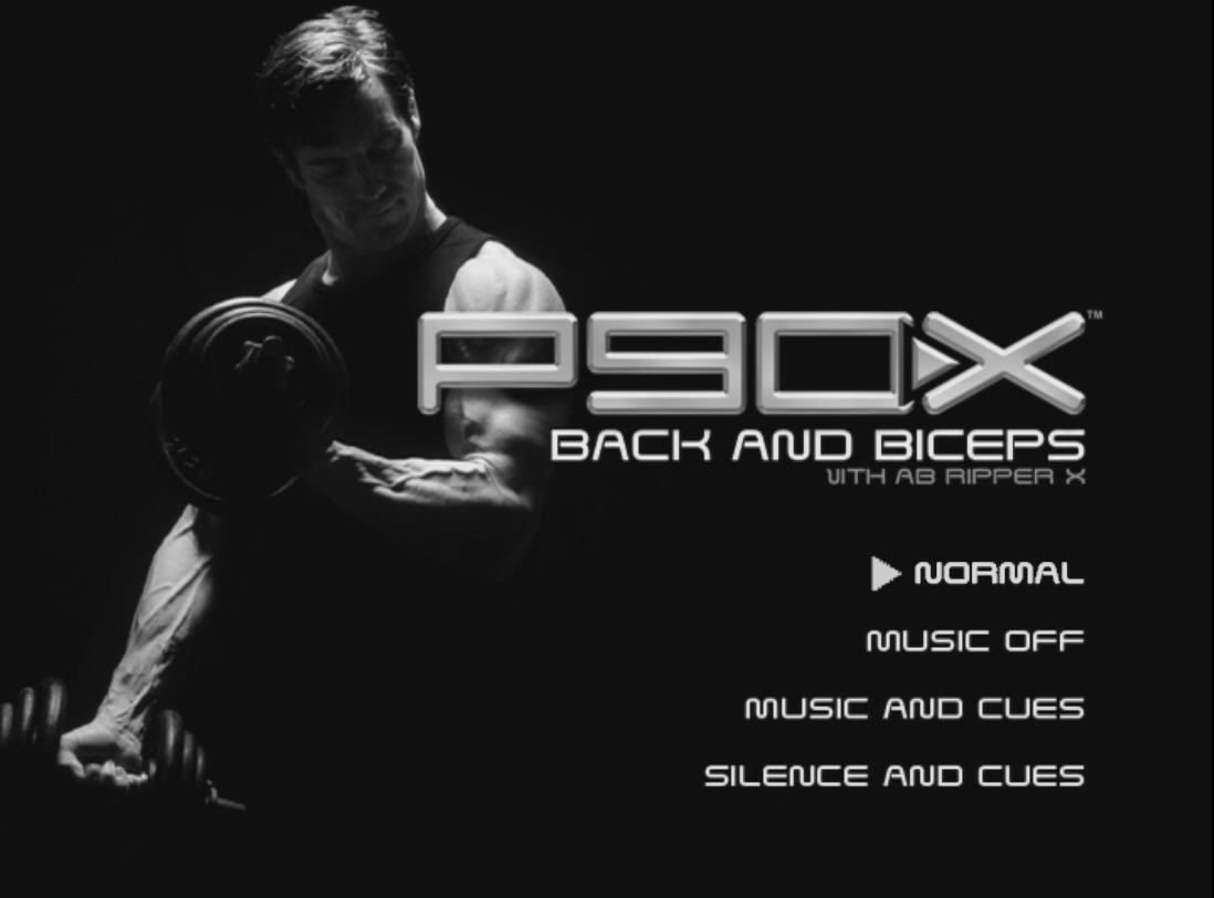 P90x Day 31 Completed Back Amp Biceps Ab Ripper X