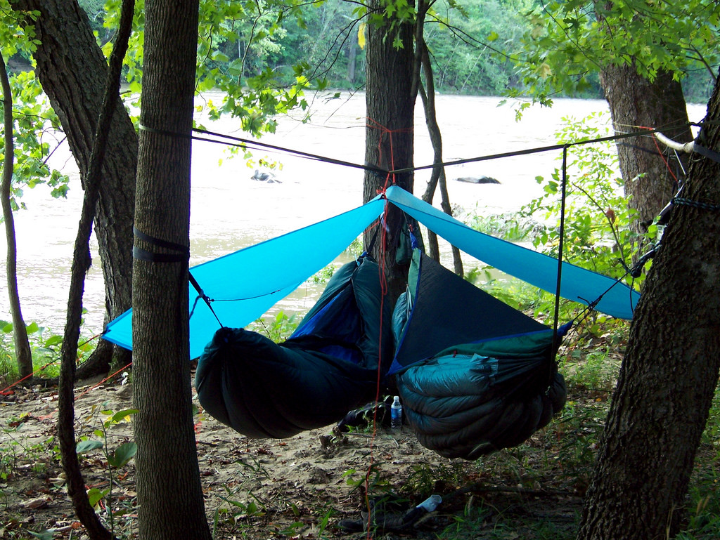 6 Hammock Camping Tips For The Perfect Night Of Sleep
