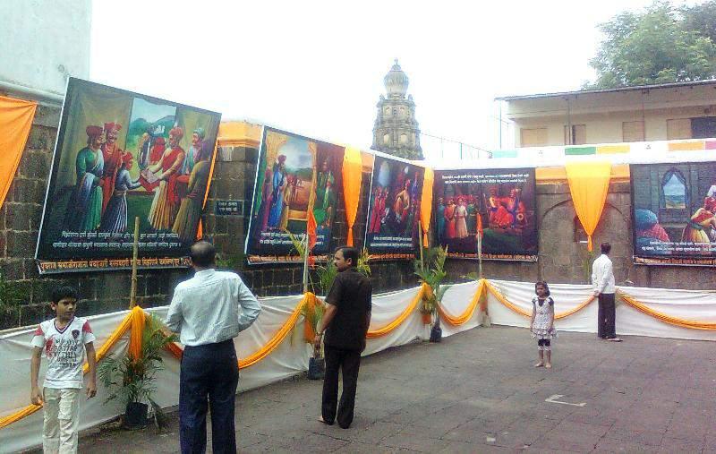 Wai Kashivishveshwar info Sambhaji maharaj