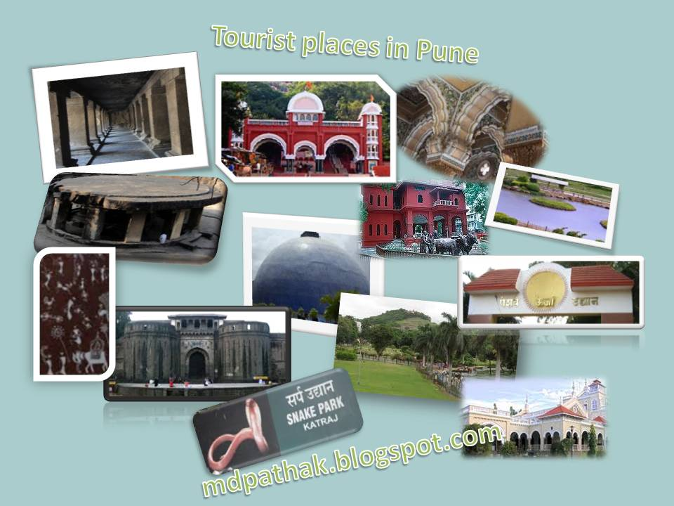 visit tourist places in pune