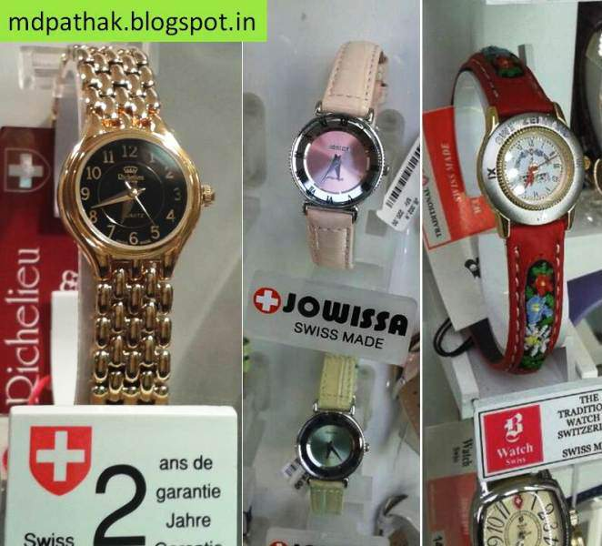 Cheap Swiss Jowissa watches
