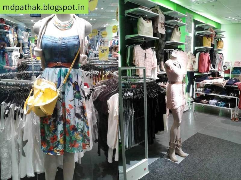 Switzerland shopping cloths