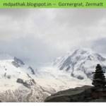 Switzerland 21 – Gornergrat – Zermatt Matterhorn