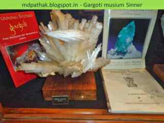 Gargoti museum Sinnar, Maharashtra