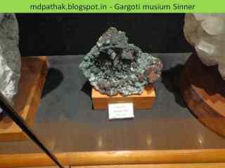chocolate vpophyllite - found in Labaanon