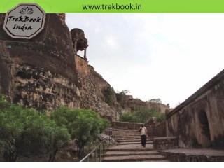 Fort Ranthambore  Toran Dwar india
