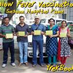 Yellow Fever Vaccination in Pune – India [Govt Authorized center]