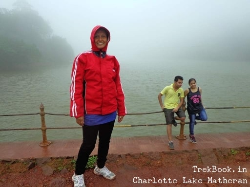 charlotte lake matheran