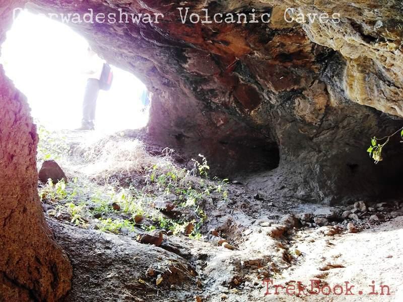 Ghorwadeshwar new caves