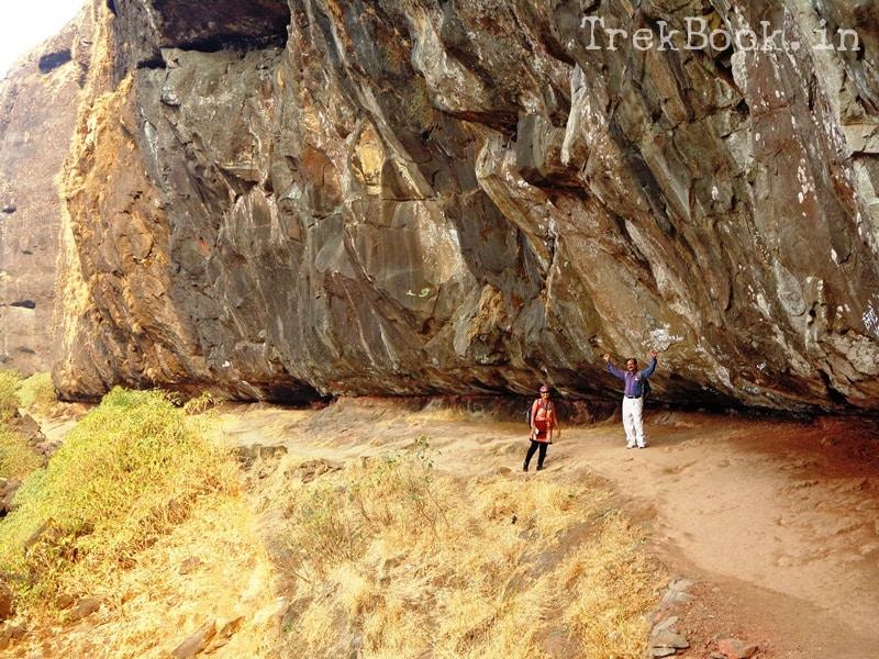 trek to harishchandragad via pachnai